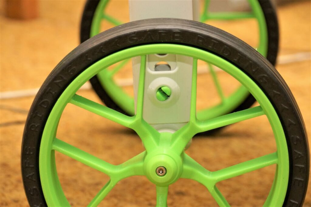 anyonego wheels, wheelchair for dogs in detail