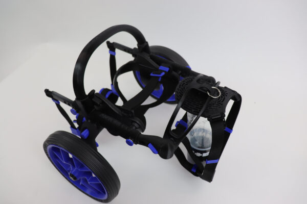wheelchair for dogs S size, anyonego