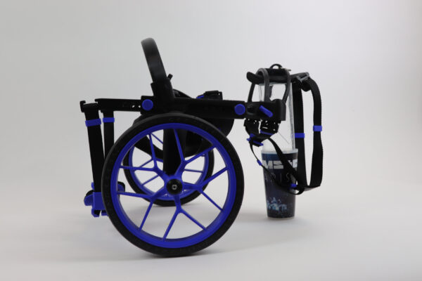 small (S) size dog wheelchair, anyonego