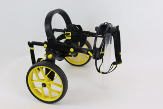 anyonego střední vozík, vozíky pro psa