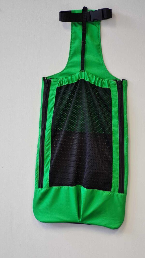 drag bag anyonego green