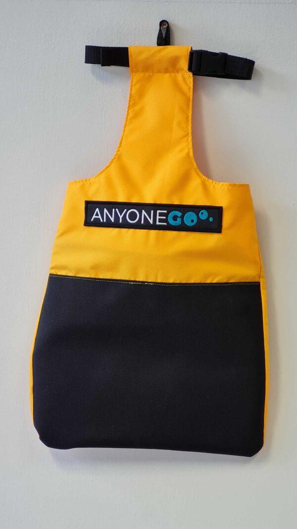 drag bag anyonego yellow
